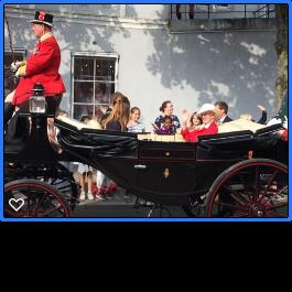 Royalt besøg i Svendborg